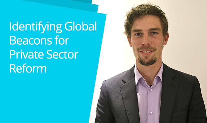 Identifying Global Beacons for Private Sector Reform