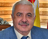 Dr. Asmat Muhamad Khalid, Minister of Education, KRG