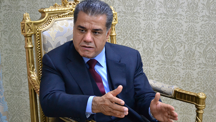 Falah Mustafa Bakir, Head of the Department of Foreign Relations, KRG