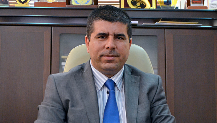 Farman Gharib Sa'eed, General Director, General Directorate of Investment in Slemani Kurdistan BOI