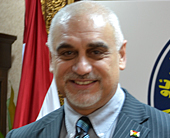 Serwan Baban, Minister of Agriculture and Water Resources, KRG
