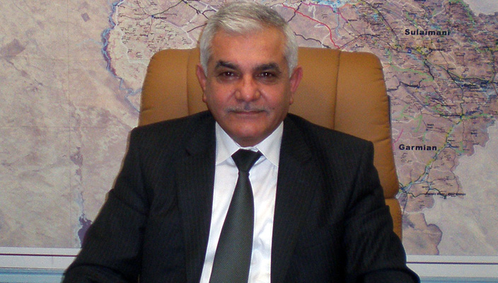 Kamaran Ahmed Abdullah, Minister of Housing and Reconstruction, KRG