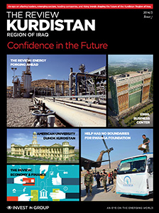 The Review : Kurdistan, December 2014,december-2014